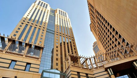 NOW in Nile City Towers  – Cairo